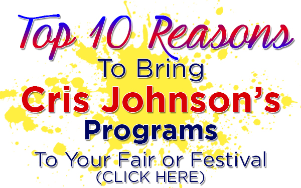 Top 10 Reasons FairsFestivals
